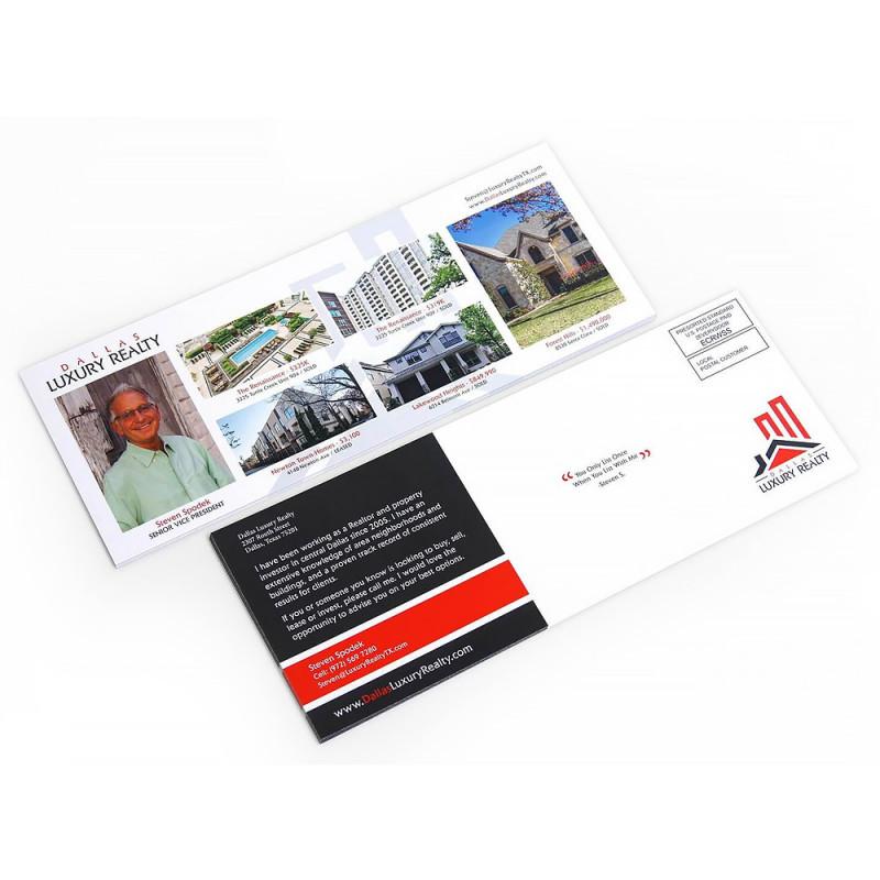 Postcards 16pt + AQ